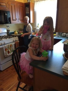 Easter helpers