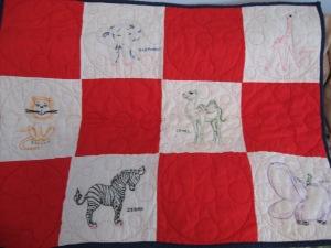 First First Quilt
